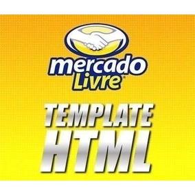 64 Templates Html Anuncio Profissional Mercadolivre +brides