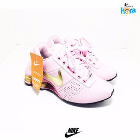 Tênis Nike Shox Deliver Junior Feminino Originals Academia