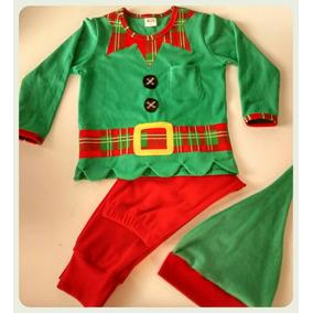Pijamas De Navidad Tallas Recién Nacido A 24m Y Más