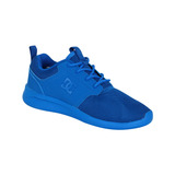Zapato Dc Shoes Casual Midway Sn Niño- Azul