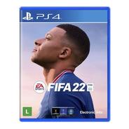 Jogo Midia Fisica Fifa 2022 Ea Sports Para Playstation 4