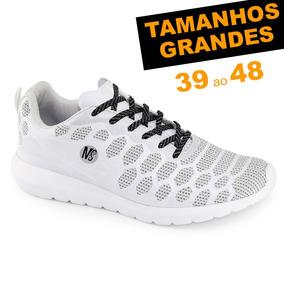 Tênis Ms Fly 2307 Tamanhos 39 40 41 42 43 44 45 46 47 48 424e4cddc863a