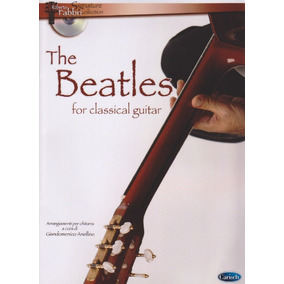 2 Songbooks The Beatles For Classical Guitar Fingerstyle