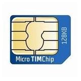 Micro Chip Tim Ddd 48 Florianópolis Lacrado Pronta Entrega