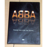 Abba Thank You For The Music Dvd Nuevo / Kktus