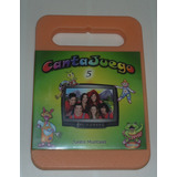 Cantajuego Vol.5 Dvd+cd Original Infantil