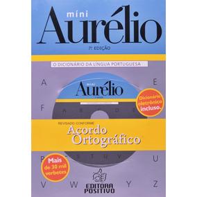 Mini Aurelio Dicionario Lingua Portuguesa Com Cd-rom - Revis
