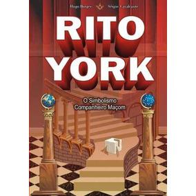 Livro: Rito York O Simbolismo: Companheiro Maçom (maçonaria)