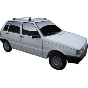Rack De Teto Long Life Fiat Uno E Mille 4 Portas Até 2010