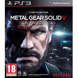 Metal Gear - Ground Zeroes - Digital Ps3