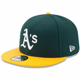 Gorra New Era 59fifty Oakland Atleticos Game