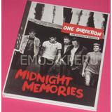 One Direction Midnight Memories Yearbook Nuevo 1d - Emk