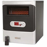 Heatworx Calentador Portátil De Infrarrojos Con Aire Max Te