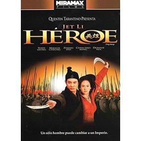 Heroe, Jet Li, Pelicula Dvdv