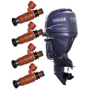 Bico Injetor Motor De Popa Yamaha 115 Hp 4 Tempos Novo