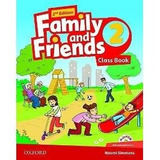 Family And Friends 2- 2nd Class Book + Wb + Multi Digital