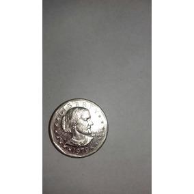 Moneda Americana Antigua De 1979