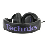 Auriculares Technics Rpdj1200 Black Japon