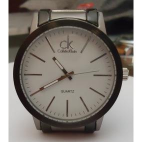 260bb82a4fb Relógio Teachear Scuba Branco Pulseira Em Aço Série Prata - Relógios ...