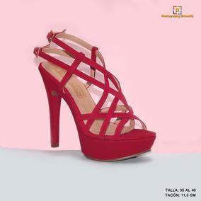 Zapato Tacones Ejecutivo Damas Calidad Colombiana