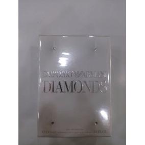 Perfume Diamonds Armani Dama 100ml Original