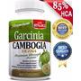 Pure Garcinia Cambogia Ultra, 85% Hca 1500 Mg, Importado Usa