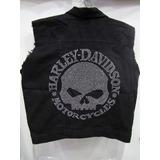 Colete Customizado Harley Davidson - Sons Of Anarchy Samcro