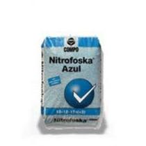 Nitrofoska Azul Fertilizante Plantas Pasto Jardines