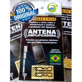 Antena X Aumento Sinal Celular Fazenda Sitio Rural 3g 4g Tv