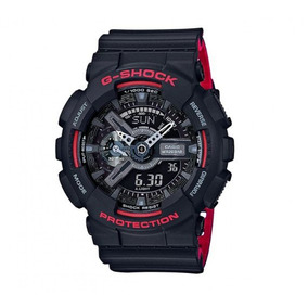 44ecfa701ef Casio G Shock Ga 110 Vermelho - Relógio Masculino no Mercado Livre ...