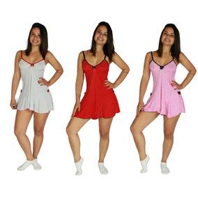 Camisola Liganete Sensual Feminino Alto Conforto Sexy !