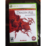 Dragon Age: Origins Awakening - Xbox 360 Perfecto Estado
