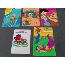 5 Tarjetas De Felicitaciones Hanna Barbera 1994 Picapiedras