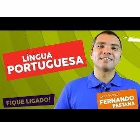 Curso Português, Fernando Pestana 2017 + Frete Gratis+brinde