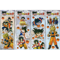20 Planchas De Stickers Dragon Ball Transformers Ben10