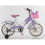 Bicicleta Futura Infantil Twiggy Mod. 4045 Rod 16 Nena Full