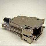 Capa Metálica Especial P/ Conector Db9 Serial E Hd15 Vga