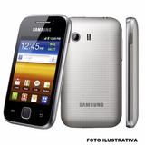 Samsung Galaxy Gt-s5360b Android 3g Cinza Desbloqueado