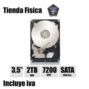 Disco Duro 2 Tb 2000gb Toshiba Wd Hitachi Seagate 7200rpm Tg