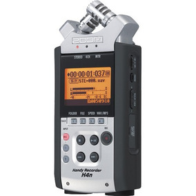 Gravador Digital Portátil Zoom Handy Recorder H4n Original