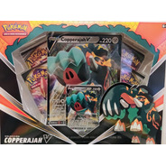 Pokemon Tcg: Copperajah V Box Español