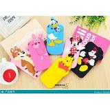 Capa Celular Disney Mickey Minnie Donald Galaxy S3 S4 S5