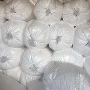 Flocos Isopor Com 300 Litros Para Embalagens Transporte