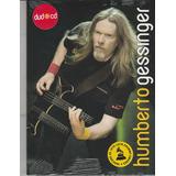 Humberto Gessinger - Dvd+cd Insular Ao Vivo-digipack Lacrado