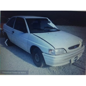 Ford Escort Ano 1996 Sucata Para Retirada De Peças