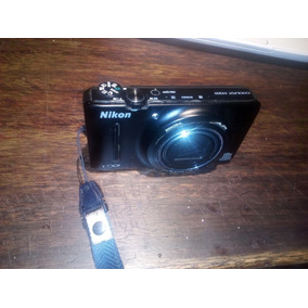 Camara Nikon S9200 Hd