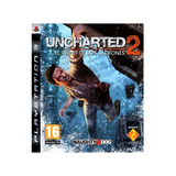 Juego Ps3 Uncharted 2: Among Thieves - Bcus-98123