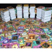 Lote De 80 Cartas Foil (brillantes) Originales Yugioh!