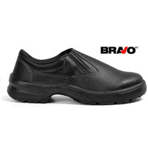 Sapato Segurança Bravo/bracol Bico Pvc Bidensidade Ca 28471