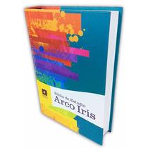 Biblia De Estudio Arcoiris Tapa Dura Ntv